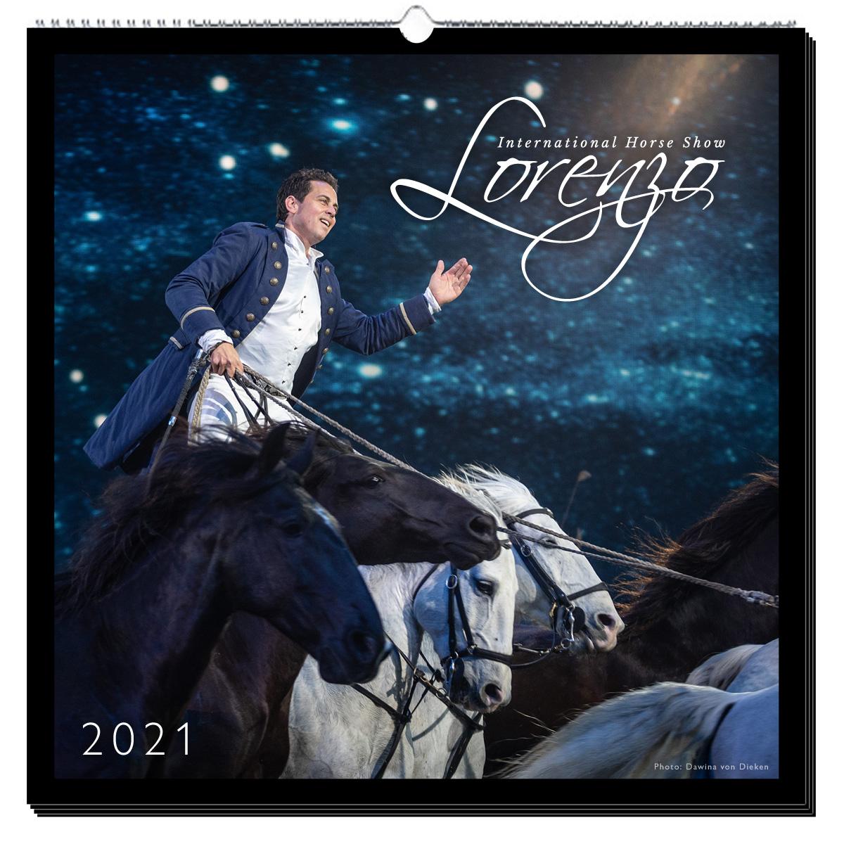 Lorenzo Calendar 2021